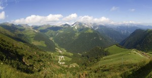 San Pellegrino Mountains