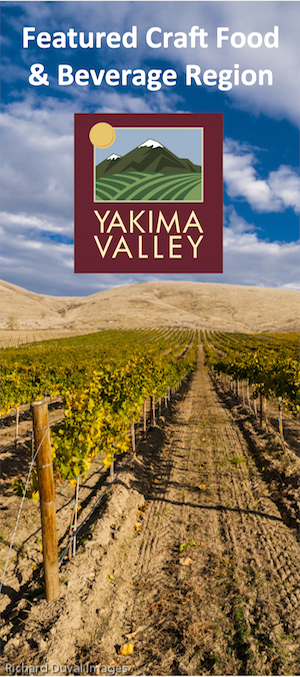 Yakima Valley Tourism Sidebar